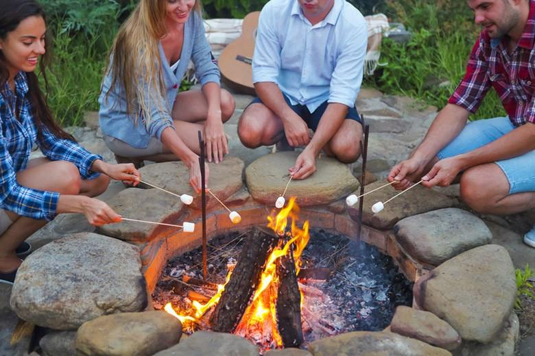 Prerequisites In Making A Campfire