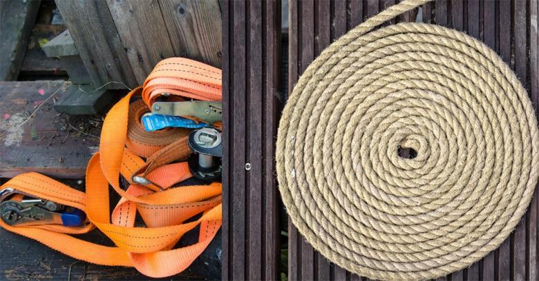 Hammock Straps Vs Regular Ropes