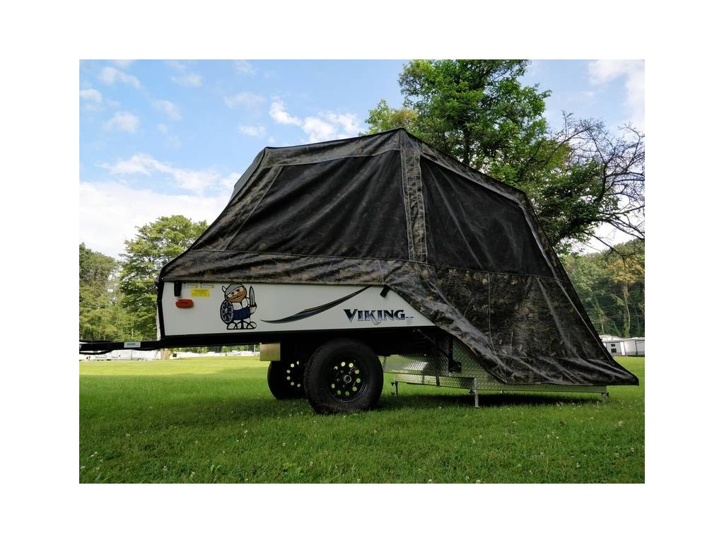 Coachmen Viking Camping Trailer